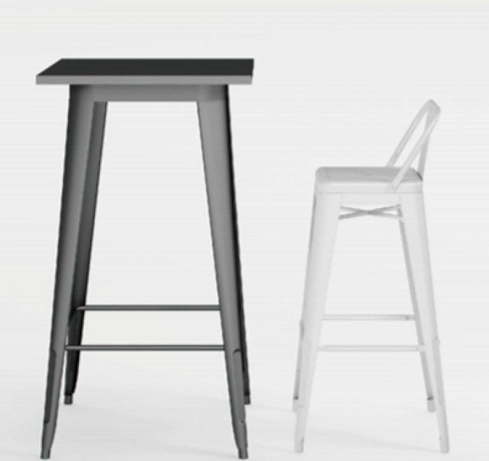 ISBS-MC012PRD-BarstoolISBT-GT41H-Bar-Table