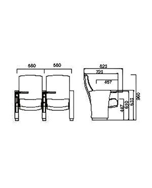 ISAC-810HSC_Dimension