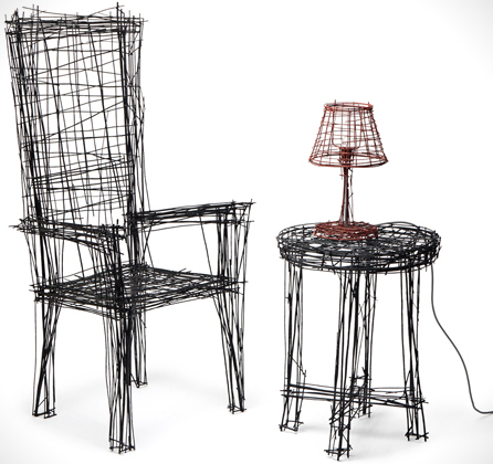 Sketches-Furniture-series-by-Jinil-Park