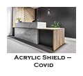 Acrylic Shield – Covid